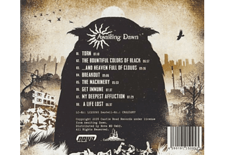 Awaiting Dawn - Leave No Trace  - (CD)