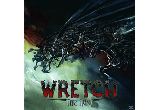Wretch - The Hunt (Ltd.Black Vinyl)  - (Vinyl)