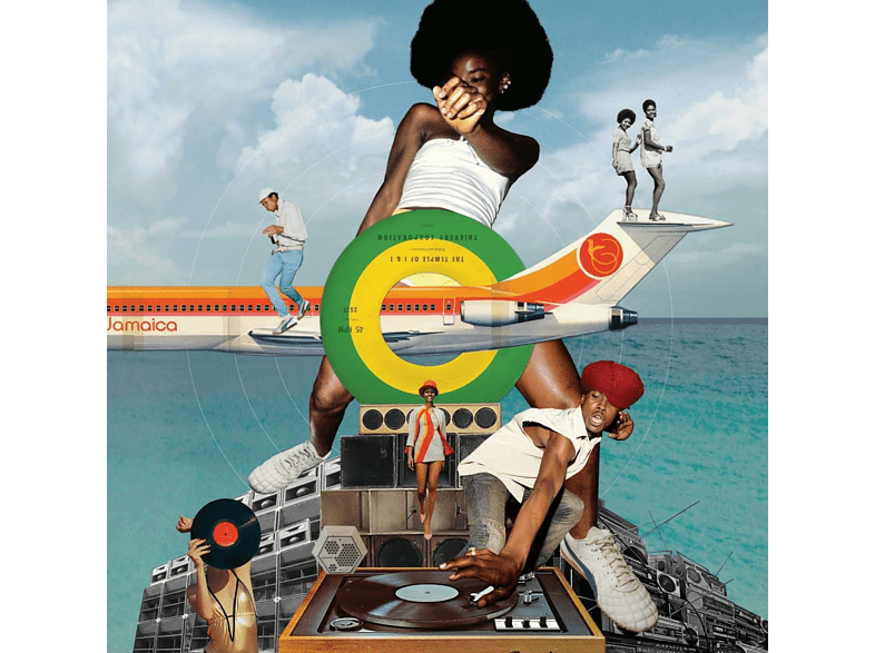 Thievery Corporation - The Temple Of I & I [CD]