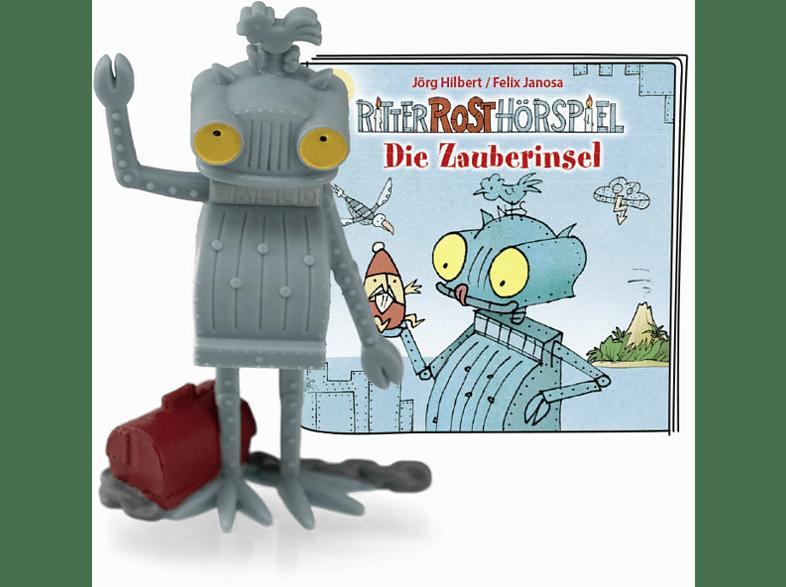BOXINE Tonie-Hörfigur: Ritter Rost - Die Zauberinsel Hörfigur