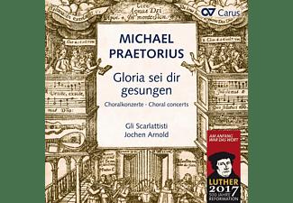 Gli Scarlattisti, Capella Principale - Gloria sei dir gesungen-Choralkonzerte  - (CD)