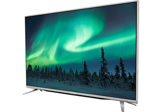 "TV LED 49"" - Sharp LC-49CUF8472ES, 600 Hz, 4K Ultra HD, Wi-Fi, Smart TV, Sonido Harman/kardon"
