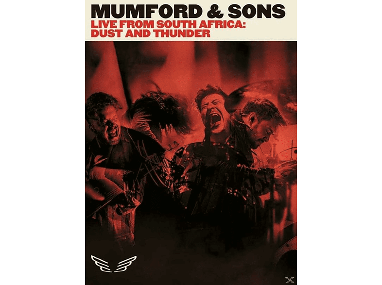 Mumford & Sons - Live In South Africa: Dust And Thunder  [DVD]