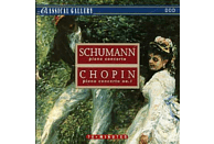 VARIOUS - Schumann: Piano Concerto - Chopin: Piano Concerto No. 1 [CD]