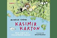 Michelle Cuevas - Kasimir Karton – Mein Leben als unsichtbarer Freund - (CD)