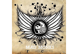 Mad Monks - Flying Circus  - (CD)