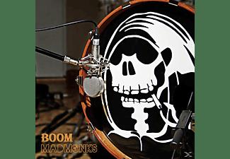 Mad Monks - Boom  - (CD)
