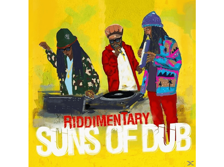 Suns Of Dub - Riddimentary-Suns Of Dub Selects Greensleeves [Vinyl]