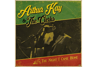 Arthur & The Clerks Kay - The Night I Came Home  - (CD)