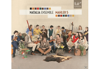 Natalia Ensemble - Mahler 5  - (CD)