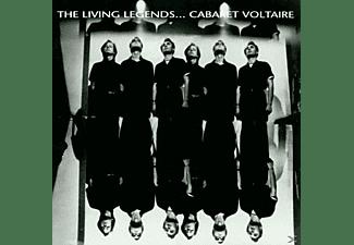 Cabaret Voltaire - Living Legends  - (CD)