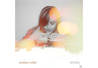 Siobhan Miller - Strata  - (CD)