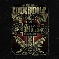 Powerwolf - BIBLE OF THE BEAST [CD]