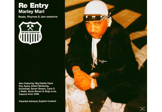Marley Marl - RE-ENTRY  - (CD)