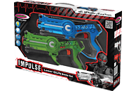 JAMARA Impulse Laser Battle-Set, Blau/Gün