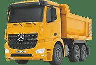 JAMARA Muldenkipper Mercedes Arocs 1:26 2.4G Ferngesteuertes Fahrzeug, Gelb