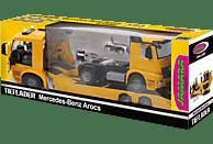 JAMARA Tieflader Mercedes Arocs 1:20 2.4G Ferngesteuertes Fahrzeug, Gelb