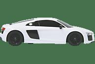 JAMARA Audi R8 1:24 2015 Weiß 27MHz Ferngesteuertes Fahrzeug, Weiß