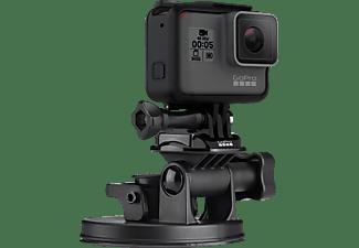 GOPRO Suction Cup Mount, Saugnapf, Schwarz, passend für GoPro Actioncams