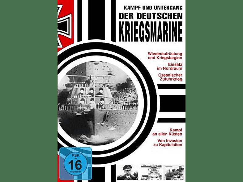 Kampf und Untergang der deutschen Kriegsmarine - Box [DVD]