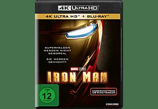 Iron Man 4K Ultra HD Blu-ray + Blu-ray