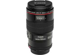 CANON EF 100 mm f/2.8 L Macro IS USM objektív