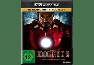 Iron Man 2 - 4K UHD Blu-ray  4K Ultra HD Blu-ray + Blu-ray