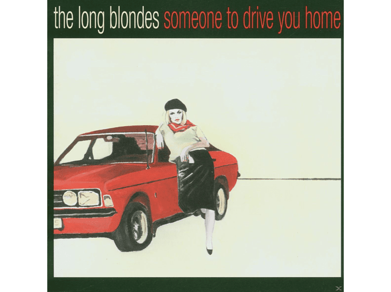 The Long Blondes - Someone To Drive You Home [CD]
