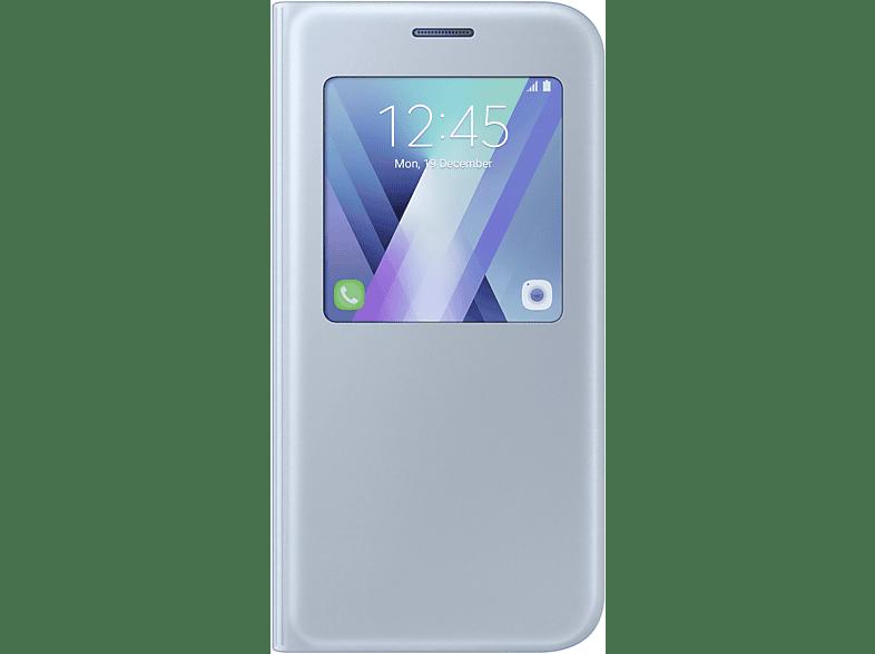 SAMSUNG EF-CA520PLEGWW , Bookcover, Samsung, Galaxy A5 (2017), Hellblau