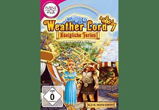 Weather Lord 7: Königliche Ferien - Sammleredition (Purple Hills) - [PC]