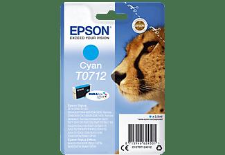 EPSON Original Tintenpatrone Cyan (C13T07124012)