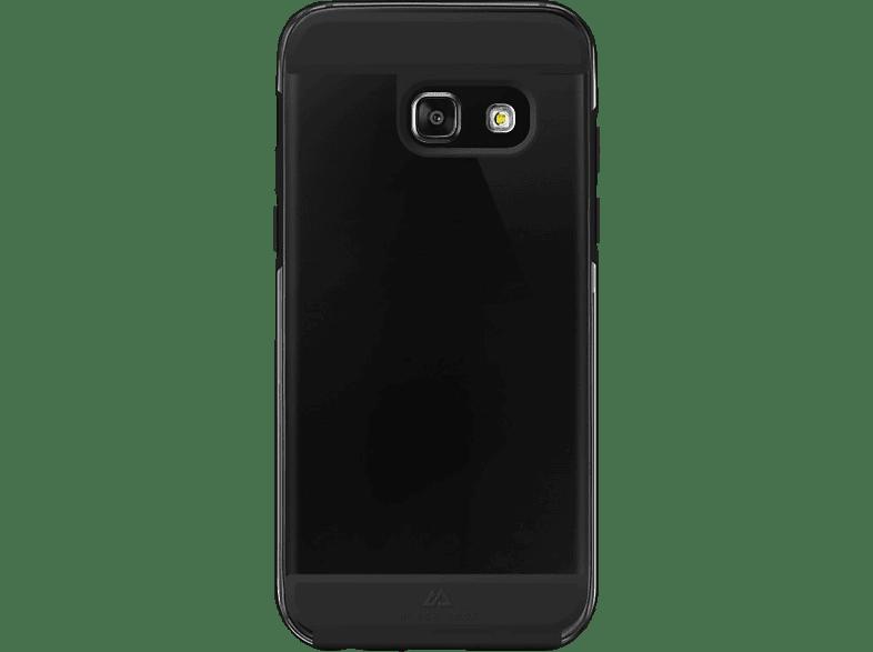 BLACK ROCK Air , Backcover, Samsung, Galaxy A3 (2017), Polycarbonat/Thermoplastisches Polyurethan, Schwarz