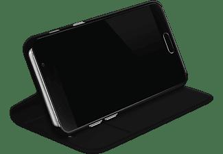 BLACK ROCK Pure, Bookcover, Samsung, Galaxy A3 (2017), Schwarz