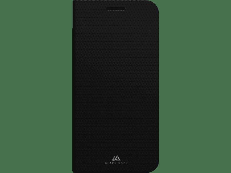 BLACK ROCK Pure , Bookcover, Samsung, Galaxy A3 (2017), Kunststoff/Mikrofaser/Polyurethan, Schwarz