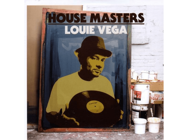 VARIOUS - House Masters: Louie Vega [CD]