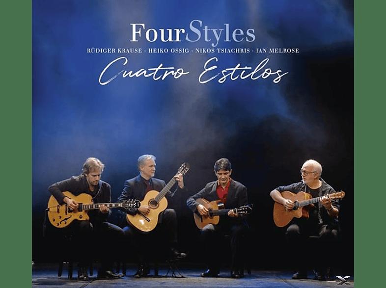 Four Styles - Cuatro Estilos [CD]