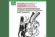 ROSTROPOWITSCH,MSTISLAW/NAGANO,KENT/LSDO - Cellokonzerte/Noctis Equi [CD]