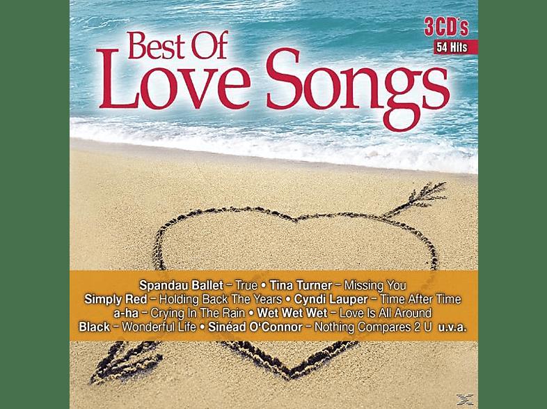 VARIOUS - Best Of Love Songs [CD]