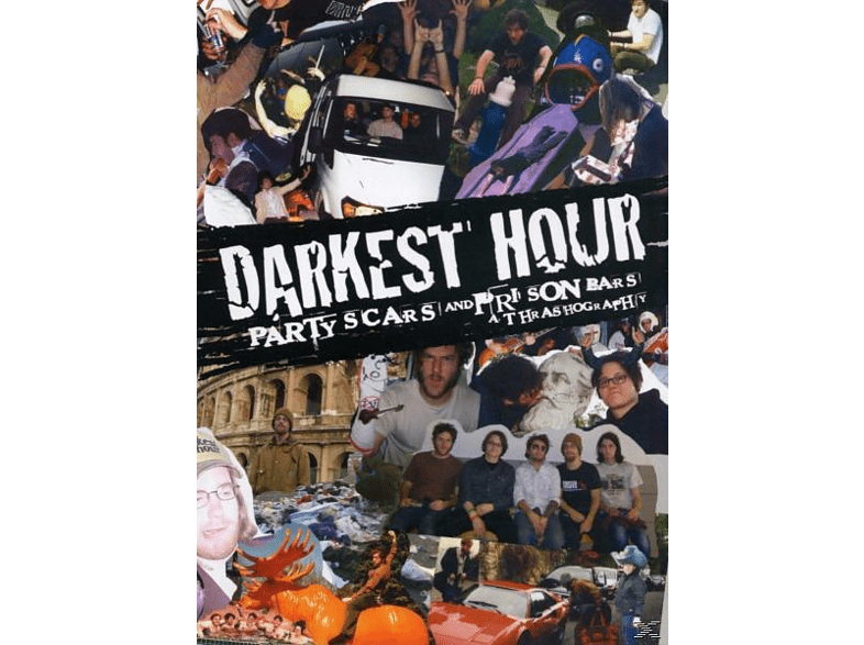 Darkest Hour - Party Scars And Prison Bars [DVD]
