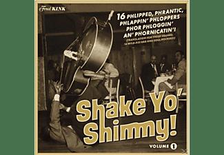 VARIOUS - Shake Yo' Shimmy Vol.1  - (Vinyl)