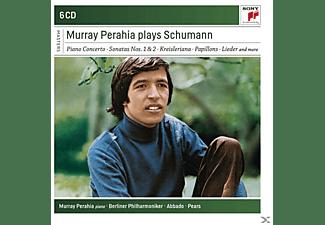 Berliner Philharmoniker, Perahia Murray - Murray Perahia Plays Schumann  - (CD)