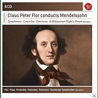 Claus Peter Flor - Claus Peter Flor Conducts Mendelssohn [CD]