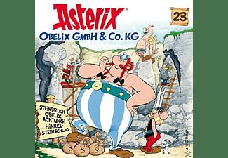 Asterix - 23: Obelix GMBH & Co.KG  - (CD)