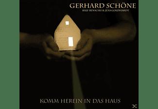 Gerhard Schöne - Komm herein in das Haus  - (CD)