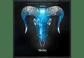 Zuna - Mele7  - (CD)