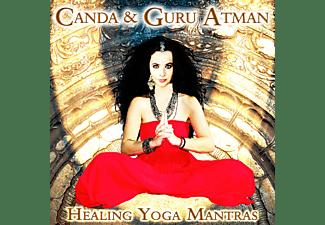 Canda/Guru Atman - Healing Yoga Mantras  - (CD)