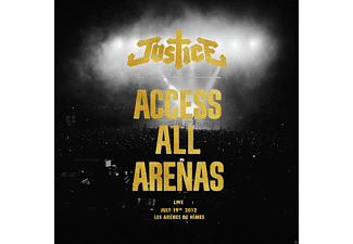 Justice - Access All Arenas (2017,new p  - (Vinyl)