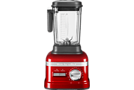 KITCHENAID 5KSB8270ECA Artisan Power Plus Standmixer Rot (1800 Watt)