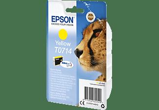 EPSON Original Tintenpatrone Gelb (C13T07144012)