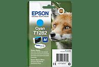 EPSON Original Tintenpatrone Cyan (C13T12824012)
